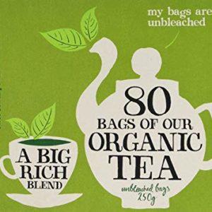 Black & Herbal Teas